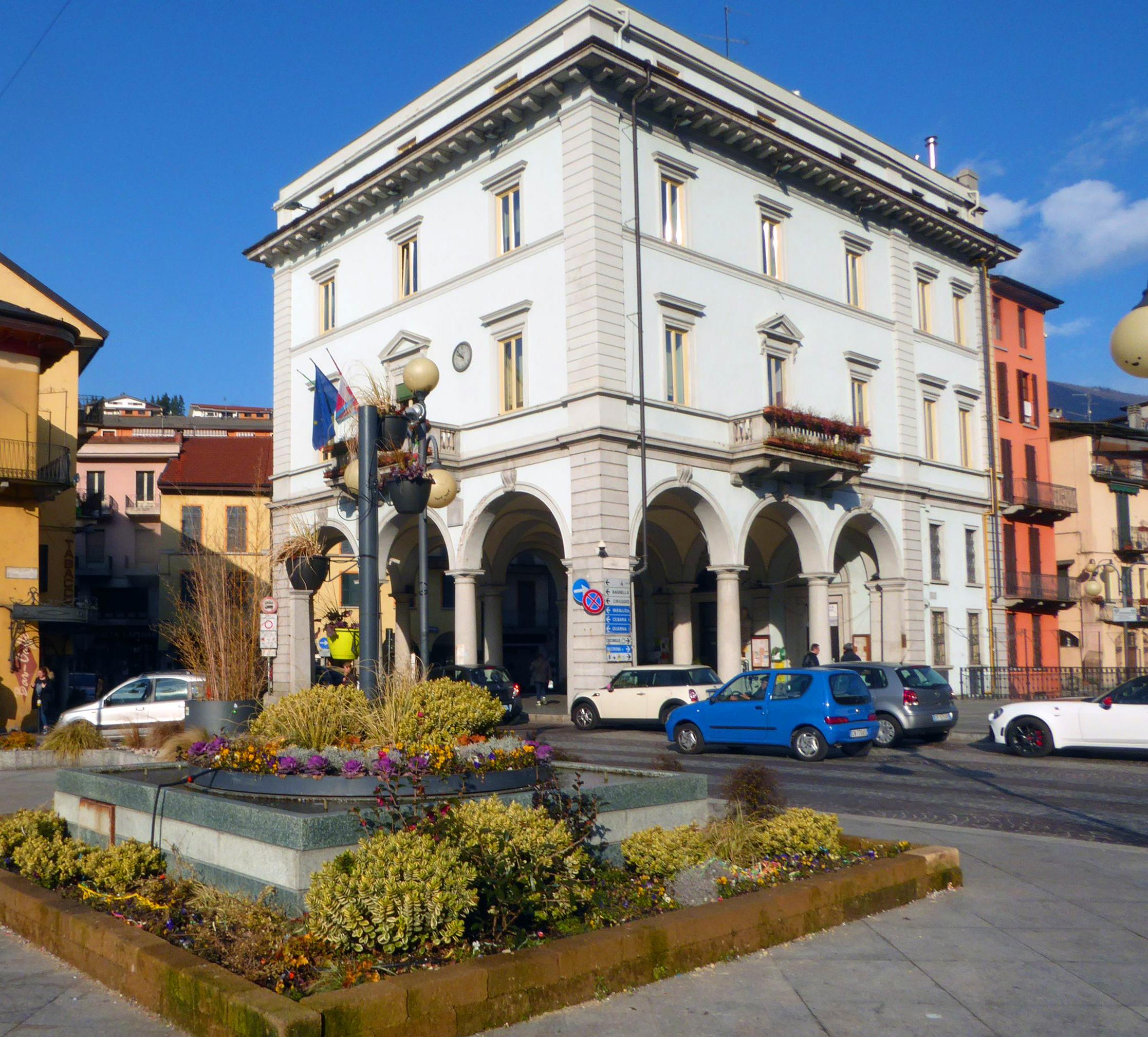 PALAZZO DI CITTÀ - palazzostorico