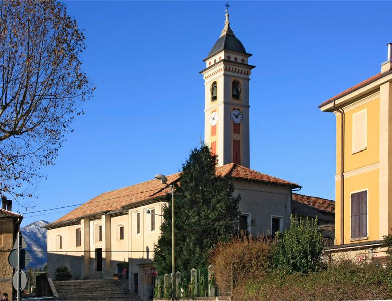 Chiesa Parrocchiale di San Maiolo - palazzostorico