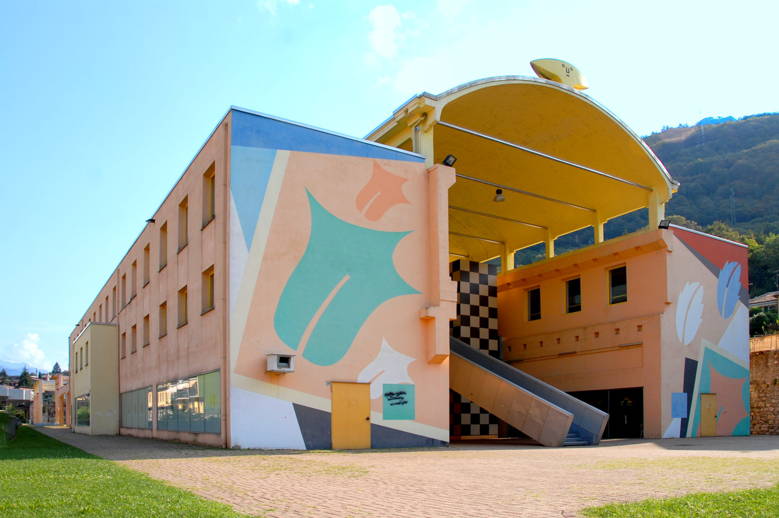 FORUM MUSEO ARTI ED INDUSTRIA - luogo_interesse