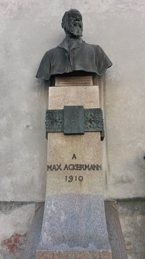 MONUMENTO A MAX ACKERMANN - luogo_interesse